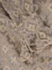 Sukienka o trapezowym kroju, połyskująca kreacja z falbanami 26991