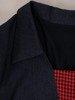 Sukienka wyszczuplająca, rozkloszowana kreacja z tkaniny 26034