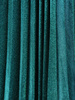Wieczorowa, plisowana sukienka z połyskującej tkaniny 31043