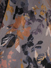 Wyszczuplająca sukienka na jesień, kreacja z łączonych materiałów 30713