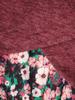 Wyszczuplająca sukienka na jesień, kreacja z łączonych materiałów 31067
