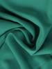 Zielona sukienka kopertowa, elegancka kreacja z falbaną 29966